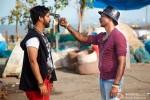 Anand Tiwari And Prashant Narayanan in Dishkiyaoon Movie Stills