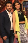 Raj Kundra and Shilpa Shetty promote 'Dishkiyaoon' on the sets of 'Comedy Nights With Kapil'