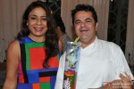 Rashmi Uday Singh during the launch of Chef Vicky Ratnani's book 'Vicky Goes Veg'