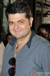 Dabboo Ratnani during the launch of Chef Vicky Ratnani's book 'Vicky Goes Veg'