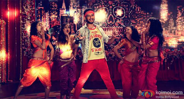 Sharman Joshi in a still from movie 'Gang Of Ghosts'