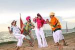 Rajpal Yadav, Yashpal Sharma, Mahie Gill And Saurabh Shukla in Gang of Ghosts Movie Stills