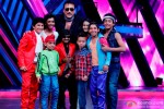 Jackie Shroff during the promotion of film 'Gang Of Ghosts' on the sets of 'Boogie Woogie'