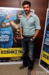 Harman Baweja at 'Dishkiyaoon' press meet