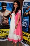 Ayesha Khanna at 'Dishkiyaoon' press meet