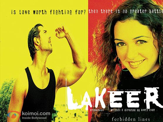 'Lakeer - Forbidden Lines' Movie Poster