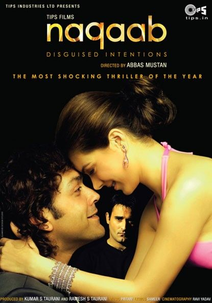 'Naqaab - Disguised Intentions' Movie Poster