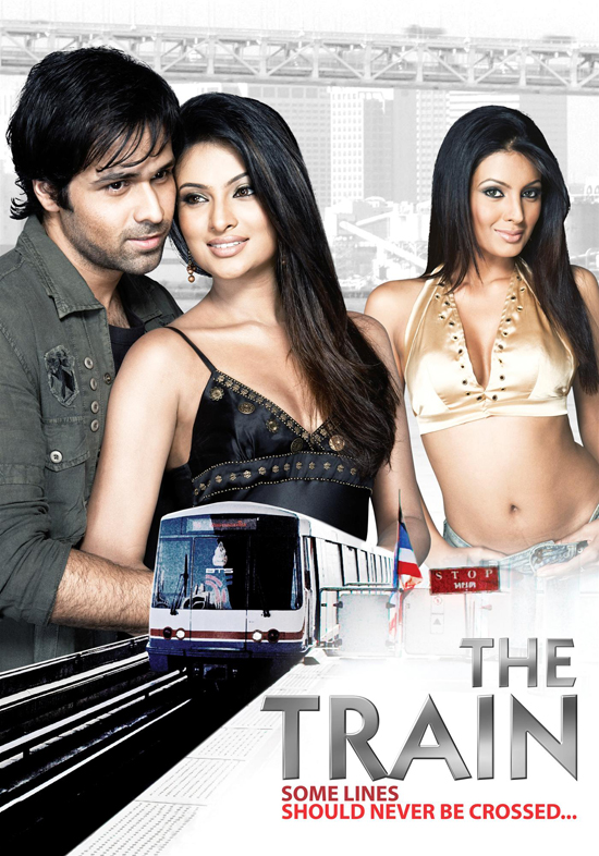'The Train : Some Lines Should Never Be Crossed' Movie Poster