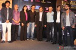 Farhan Akhtar, Hrithik Roshan and Shahid Kapoor during the press meet of IIFA Pic 2