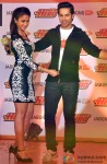 Ileana DCruz and Varun Dhawan promote Main Tera Hero-Jabong Association Pic 1