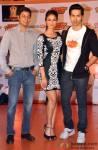 Ileana DCruz and Varun Dhawan promote Main Tera Hero-Jabong Association Pic 4