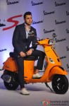 Imran Khan launches Vespa Scooter Pic 2