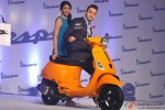 Imran Khan launches Vespa Scooter Pic 5