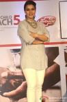 Kajol at Lifebuoy's 'Help a Child Reach 5' press meet Pic 2