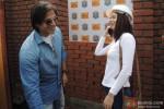 Vivek Oberoi and Kalki Koechlin at P&G Shiksha school Pic 1