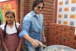 Vivek Oberoi at P&G Shiksha school