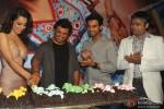 Kangana Ranaut, Vikas Bahl and Rajkummar Rao at Queen's success bash Pic 1