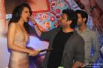 Kangana Ranaut, Vikas Bahl and Rajkummar Rao at Queen's success bash Pic 3