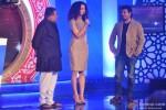 Kunal Vijaykar, Kangana Ranaut and Vikas Bahl at Times Foodie Awards