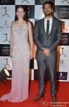 Kalki Koechlin and Neil Bhoopalam at L'oreal Paris Femina Women Awards 2014