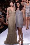 Kalki Koechlin walks the ramp at 'Lakme Fashion Week' 2014