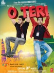 Pulkit Samrat and Bilal Amrohi starrer O Teri Movie Poster 1