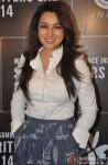 Tisca Chopra during the press meet of 'Sundance Institute Screenwriters Lab 2014'