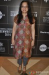 Tanuja Chandra during the press meet of 'Sundance Institute Screenwriters Lab 2014'