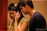 Izabelle Leite and Aditya Seal in Purani Jeans Movie Stills