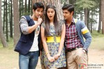 Aditya Seal, Izabelle Leite and Tanuj Virwani in Purani Jeans Movie Stills