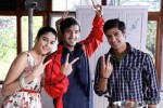 Izabelle Leite, Aditya Seal and Tanuj Virwani in Purani Jeans Movie Stills