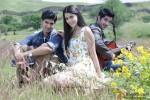 Tanuj Virwani, Izabelle Leite and Aditya Seal in Purani Jeans Movie Stills