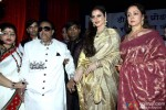 Rekha and Hema Malini Snapped On A Book Launch Pic 1