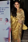Rekha Snapped On A Book Launch Pic 1
