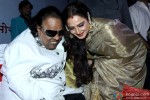 Rekha Snapped On A Book Launch Pic 2