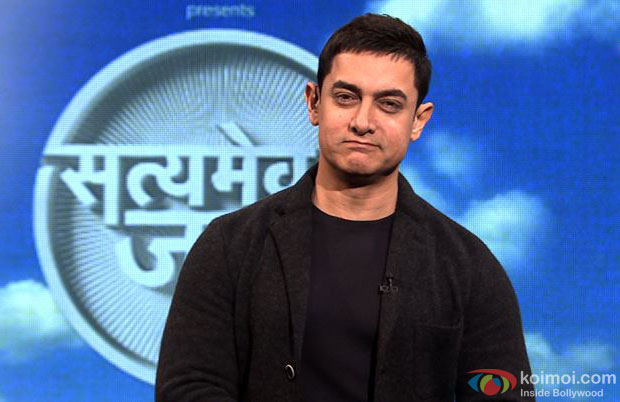 Aamir Khan in a still from 'Satyamev Jayate Season 2'