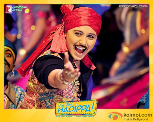 Kuch Kuch Hota Hai : Glamdoll Tina Malhotra