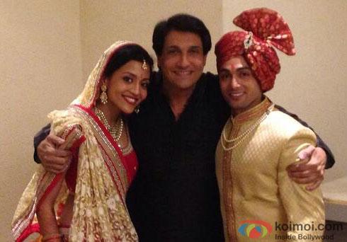 Nirali Mehta and Ruslaan Mumtaz