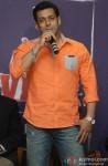 Salman Khan promotes 'Veer' campaign Pic 1