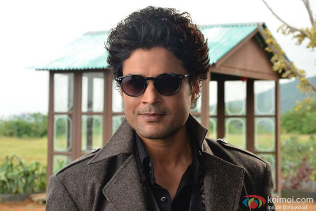 Rajeev Khandelwal in a still from movie 'Samrat & Co.'