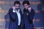 Shah Rukh Khan unveils Tag Heuer's New Range Pic 5