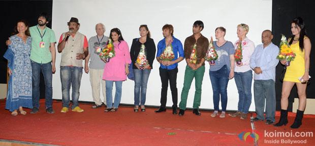 Short Film 'Zindagi' Screened at Nashik Film Fest Pic 1