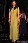 Kajol at Manish Malhotra's grand fashion show
