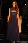 Tanisha Mukherjee at Manish Malhotra's grand fashion show