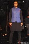 Zayed Khan at Manish Malhotra's grand fashion show