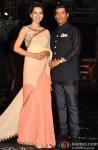 Kangana Ranaut and Manish Malhotra at Manish Malhotra's grand fashion show