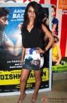Ayesha Khanna at the special screening of 'Dishkiyaoon'