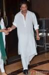 Shah Rukh Khan at Bobby Chawla's condolence meet