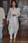 Madhuri Dixit at Bobby Chawla's condolence meet