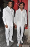 Abbas Burmawalla and Mustan Burmawalla During The Premiere of Movie 'Gulaab Gang'